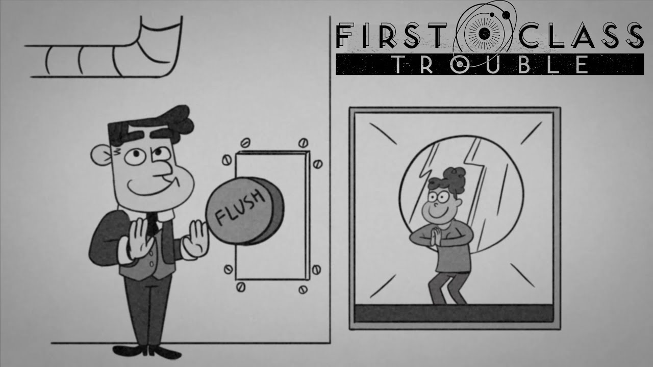First Class Trouble - Safety Onboard Instructional Film