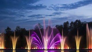 Винницкий фонтан 2015 Full HD 1080p