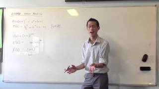Reverse Chain Rule for Polynomials: Basic Examples