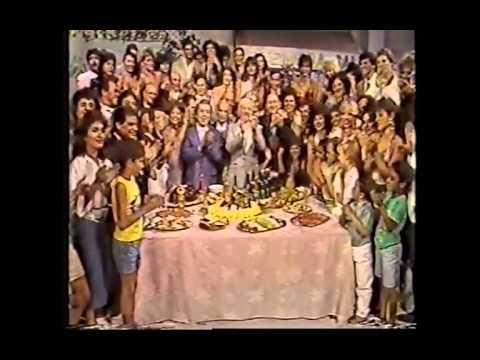 GUILHERME OSTY com COSTINHA - DOMINGO DE GRAÇA NATAL 87 - TV MANCHETE