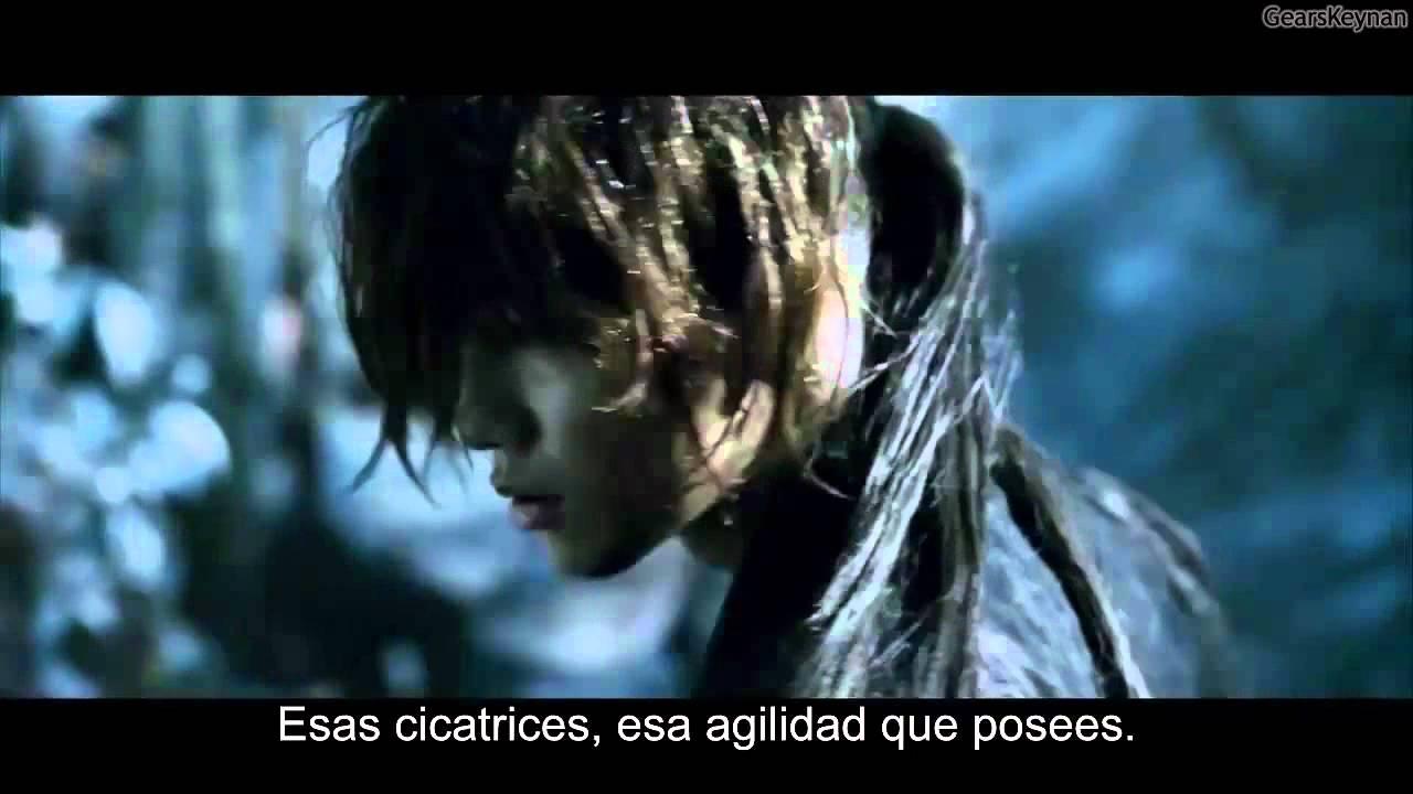 Trailer: Samurai X - Rurouni Kenshin Himura - Battousai El ...