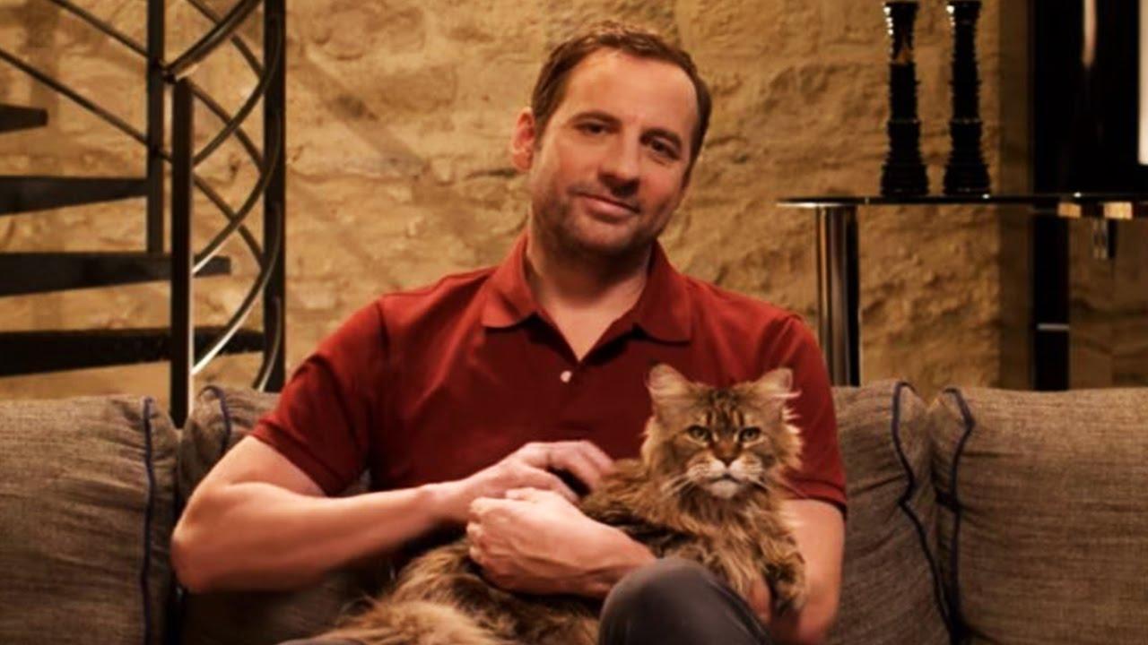 La BIG CAT WEEK revient avec Fred Testot !