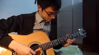 Jingle Bells (solo guitar, 2011 ) - MinhDuc.humg