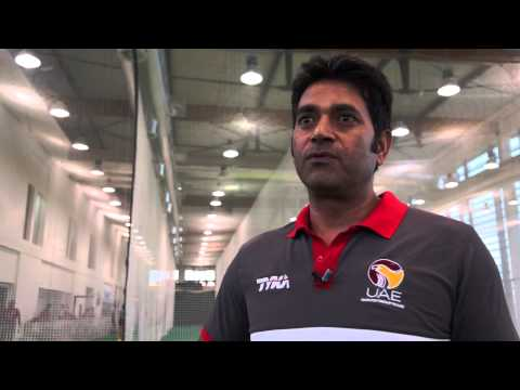 Aaqib Javed discusses UAE cricket central contracts