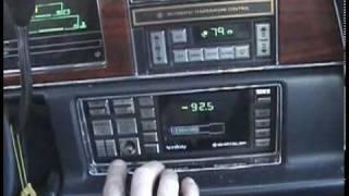 1990 Chrysler Imperial First Start of '10