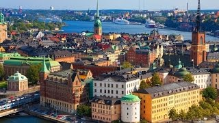 TOP 10 most beautiful places in Stockholm (Sweden)  - TRAVEL