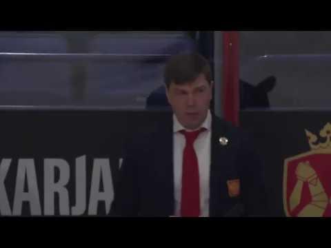 Кубок Карьяла-2019. Финляндия - Россия 4:3. Обзор матча.