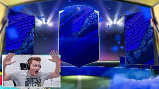 WE PACKED THEM!!! FIFA 20 TOTY NOMINEE PACK OPENING!