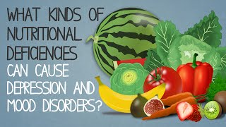 Nutritional Deficiencies Are Causing Mood Disorders