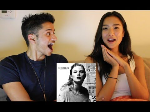 Download Youtube: Taylor Swift - Reputation (Reaction) Singer and Model React to New Taylor Swift Album