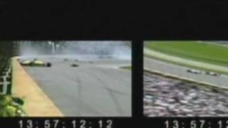 Paul Tracy 2002 Indy Controversy
