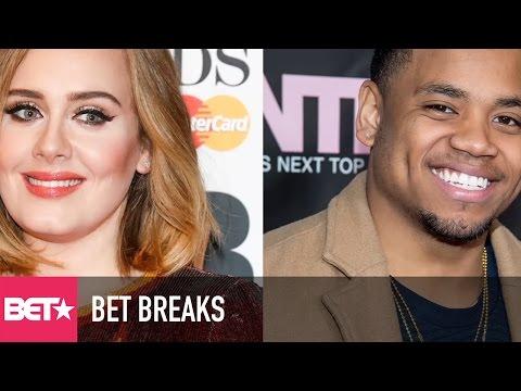 Adele Reveals Why She Cast Mack Wilds