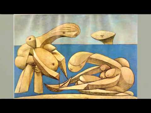 Cubism, Pablo Picasso, Georges Braque and Juan Gris