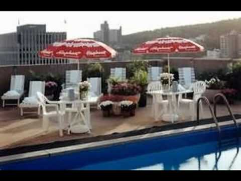 Le Cantlie Suites Hotel Montreal