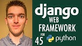 Try DJANGO Tutorial - 28 - Initial Values for Forms - YouTube
