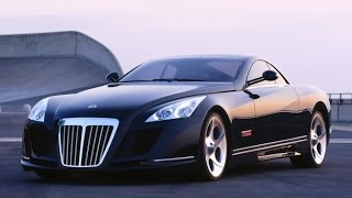 15 Most Expensive Cars in 2015 | Maybach Exelero $8 Million