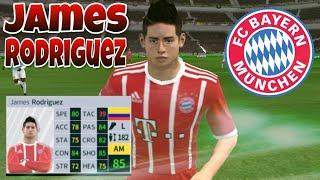 James Rodriguez ● Best Skills & Goals ● Dream League Soccer 2018