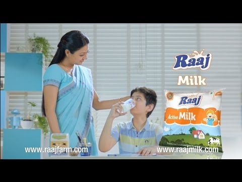 Raaj Milk Malabar Milk Double Goodness of Milk. Advertisement