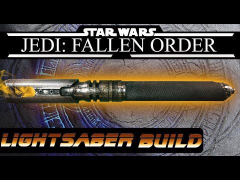 Jedi Fallen Order Lightsaber Hilt (One Day Build)