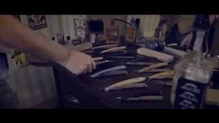 Barber Shop Scapicchio Old Style - Shave Straight Razor Wade & Butcher