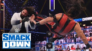 Shinsuke Nakamura looks for payback on Seth Rollins: SmackDown, March 19, 2021