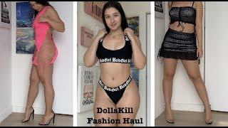 Dollskill Clothing Haul