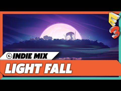 Light Fall: High-Speed Platforming In A Beautiful World - E3 2017