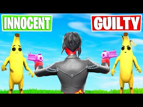 Fortnite WHICH ONE Is The KILLER? (Fortnite Murder Mystery)