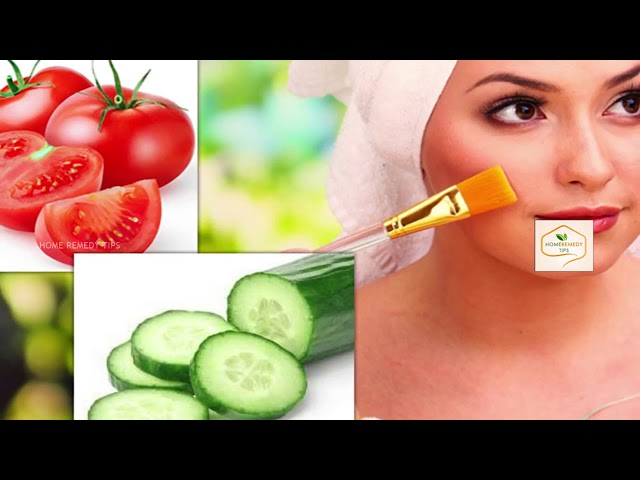 Tomato face pack for oily skin | Tomato face pack for dry skin | Tomato face pack