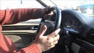 تعليم السياقة كيف نمسك بالموجه