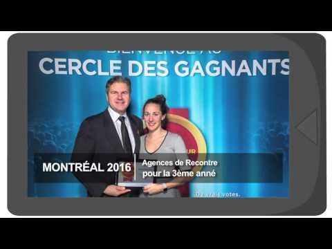 INTERMEZZO MONTRÉAL  - Gagnant du prix du choix du consommateur 2016