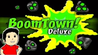 MINE ALL GOLD FOR BOOM TOWN! | BoomTown! Deluxe Gameplay - Part 1 | PC | BoomTown! Deluxe Game Play