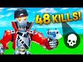 PLAYER With 48 SOLO KILLS! - Fortnite Funny WTF Fails and Daily Best Moments Ep.958