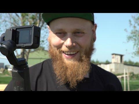 Sibbershusum: Landwirt und YouTuber Stefan Hansen