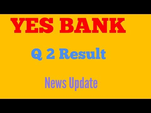 Yes Bank Q2 Result || Share Update