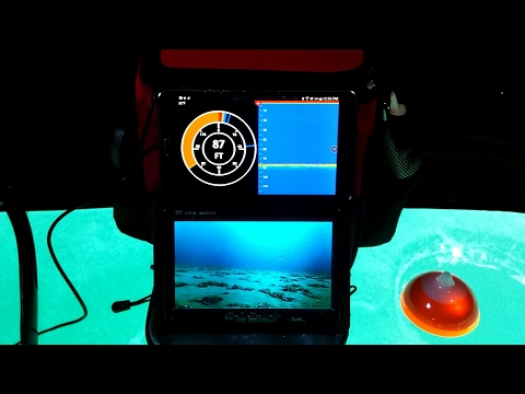 DIY Underwater Fishing Camera & Sonar (Fish Hunter 3D)