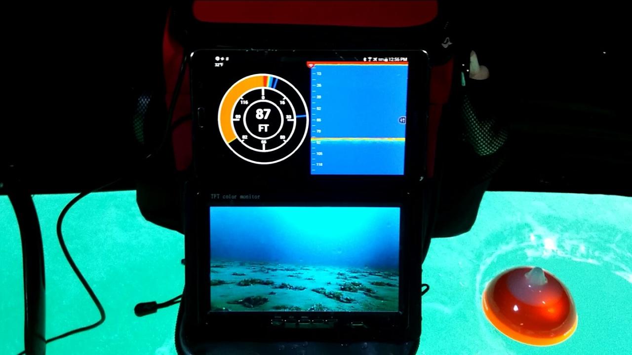 Diy Underwater Fishing Camera Sonar Fish Hunter 3d Youtube