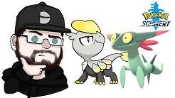 Miniras & Grolldra fangen in Pokemon Schwert | #PokemonSchwertSchild