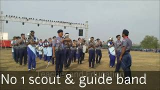 No 1 scout and guide band