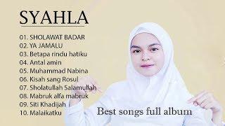 Download lagu SYAHLA FULL ALBUM 2020 - SHOLAWAT MSHOLAWAT BADAR Versi SYAHLA -Best cover by SYAHLA