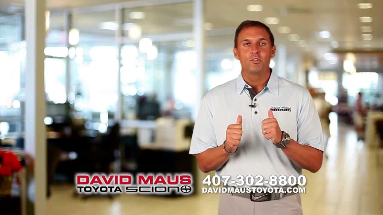 Perfect David Maus Toyota   Service Department