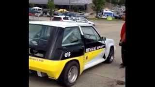 Ma Gt turbo moteur v6 turbo central arrière