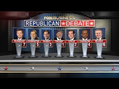 1-14-16 6th Republican Debate - North Charleston, South Carolina
