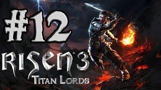 Risen 3: Titan Lords Gameplay / Let´s Play (German/Deutsch) #12 - Sehr gesprächig