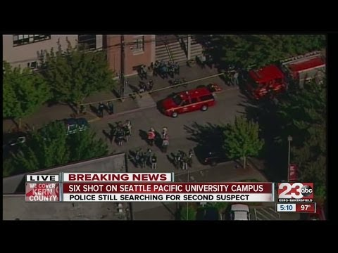 Shooting on Seattle Pacific University Campus
