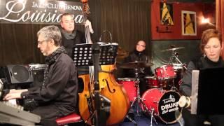 Skultuna Jazz Quartet at Lousiana Jazz Club - Elevation of love (E.S.T.)