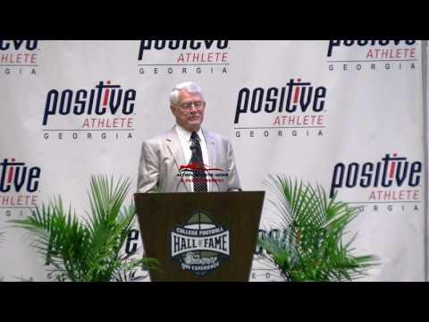 Legendary NFL Coach Dan Reeves Lifetime Achievement