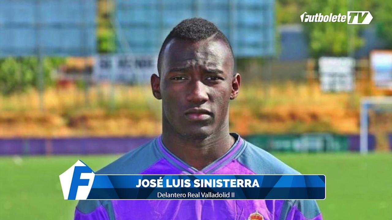 Jose Luis Sinisterra Real Valladolid