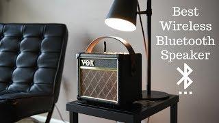 Best Wireless Bluetooth Speaker 2018