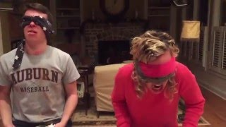 MOM (hight gag reflex) AND SON (higher gag reflex) FOOD CHALLENGE ...I'LL NEVER DO THIS AGAIN!!